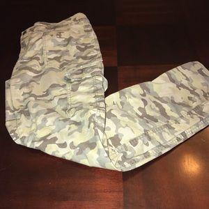 Gap Khaki Skinny Boyfriend camouflage pants 12